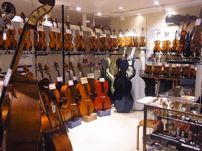クロサワ楽器 町田店